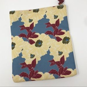 Rachel Pally Floral Reversible Clutch Tropical